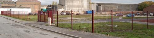 cloture et portail landrecie